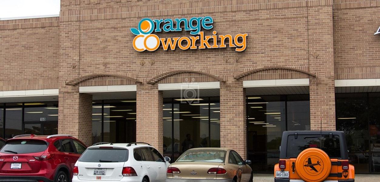 Orange Coworking, Austin