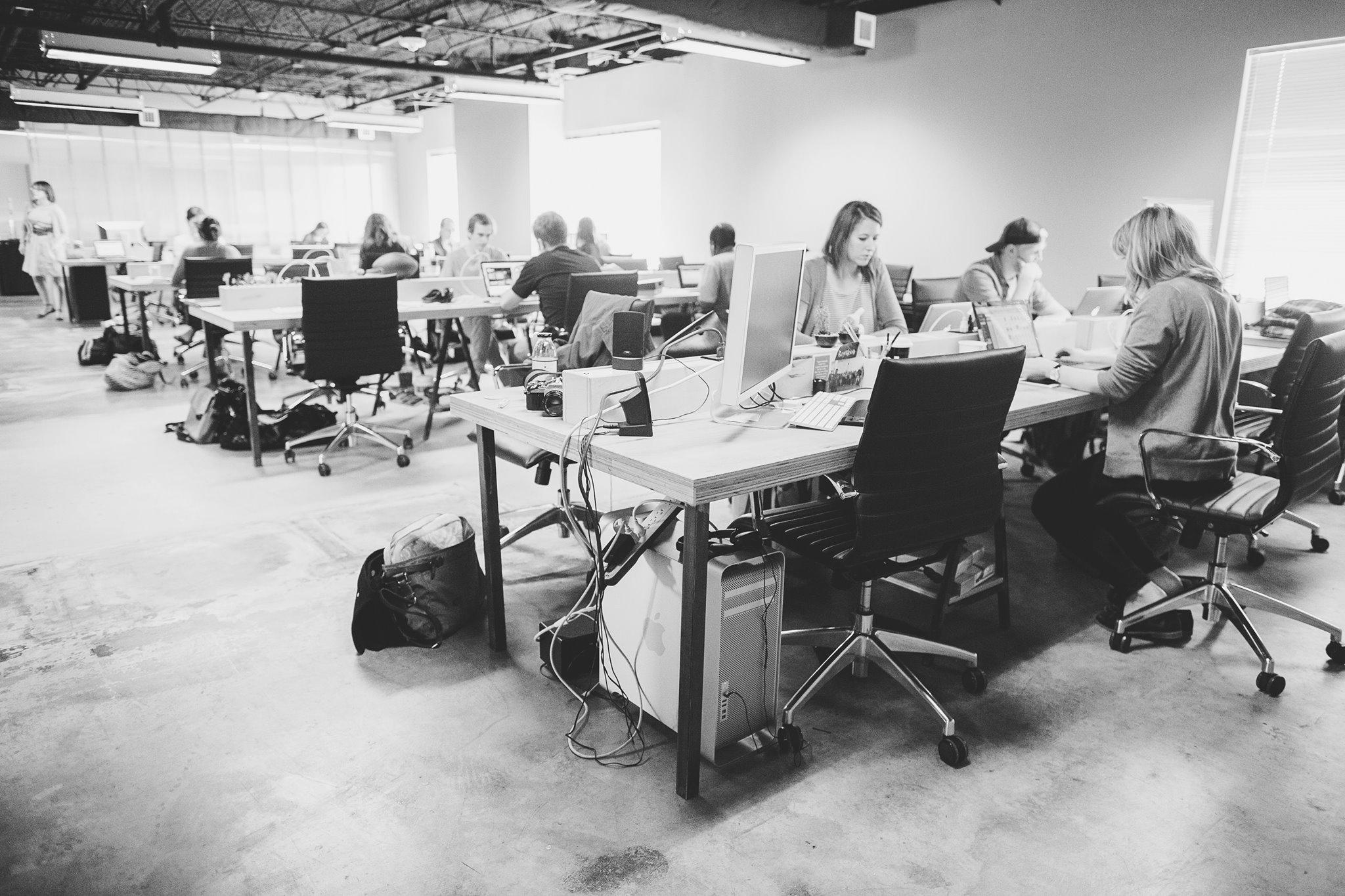 Vessel Coworking, Austin