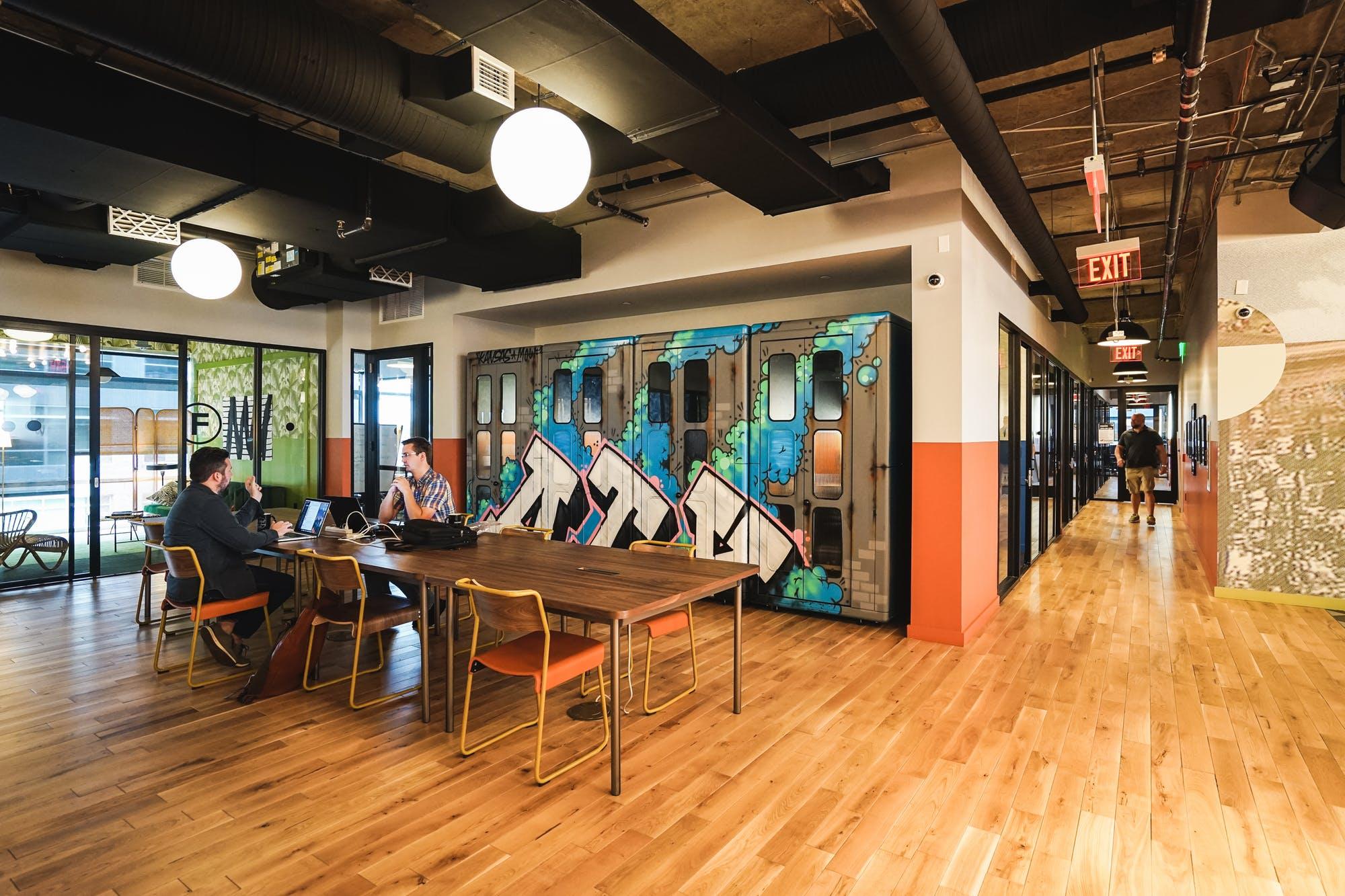 WeWork Domain, Austin