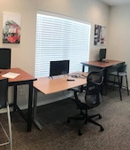 Coworking space on South Lakeline Boulevard profile image