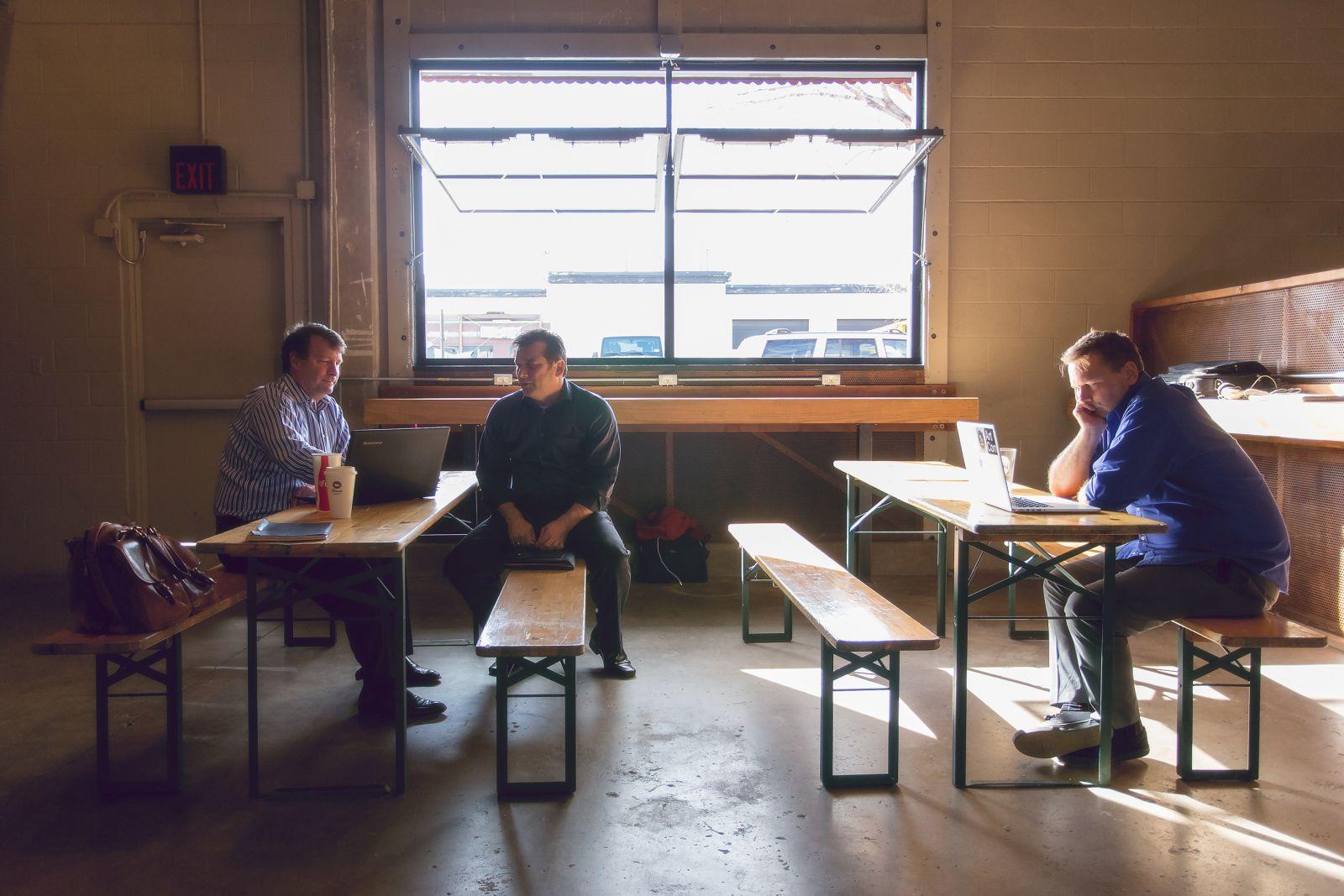 Common Desk Deep Ellum, Dallas