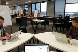 NŌD Coworking, Plano