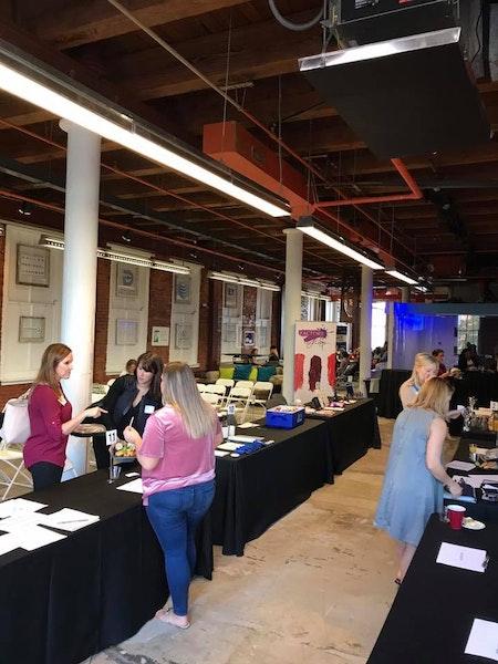 The Dallas Entrepreneur Center Coworking, Dallas