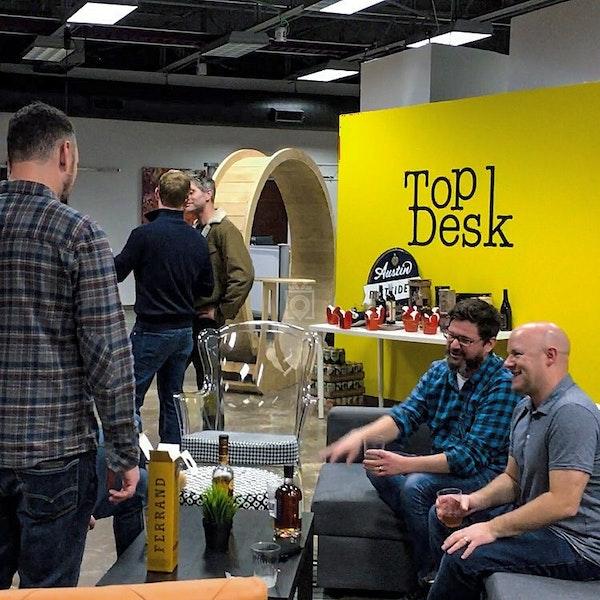 Top Desk Co-Working, Dallas