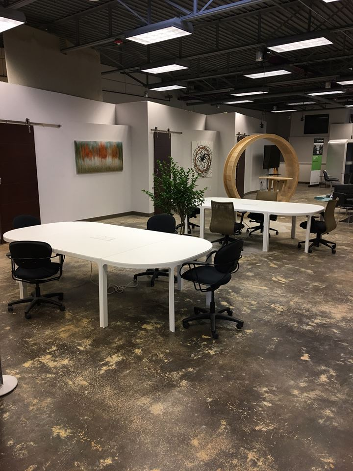 Top Desk Co-Working, Dallas