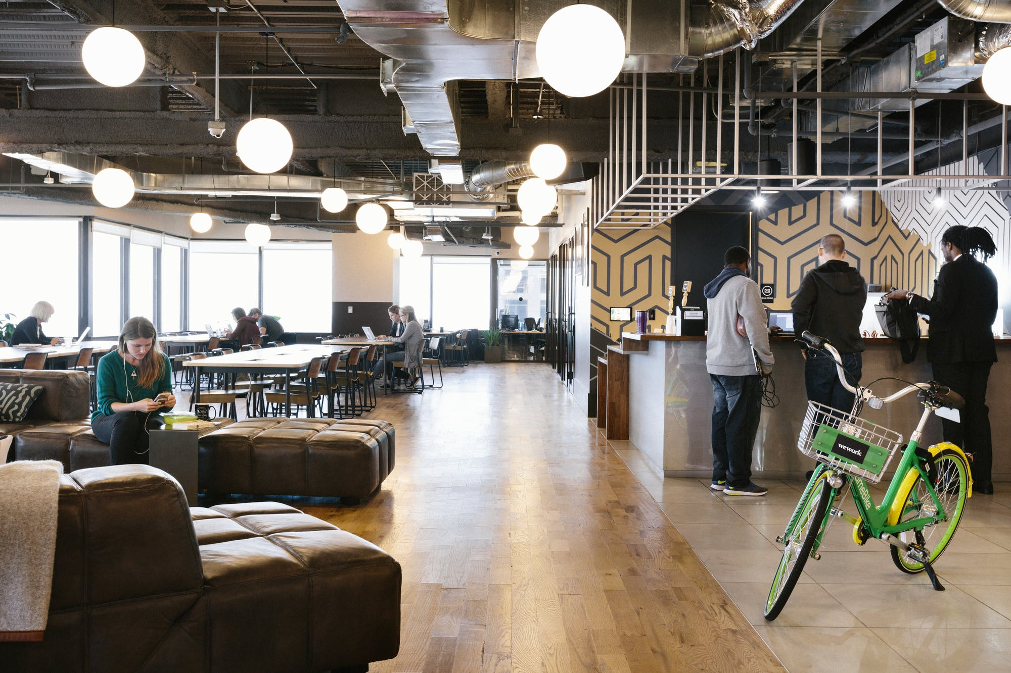 WeWork Thanksgiving Tower, Dallas