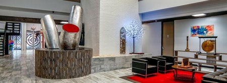 Houston Business Lounge