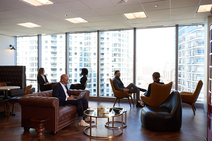 Servcorp Williams Tower, Houston