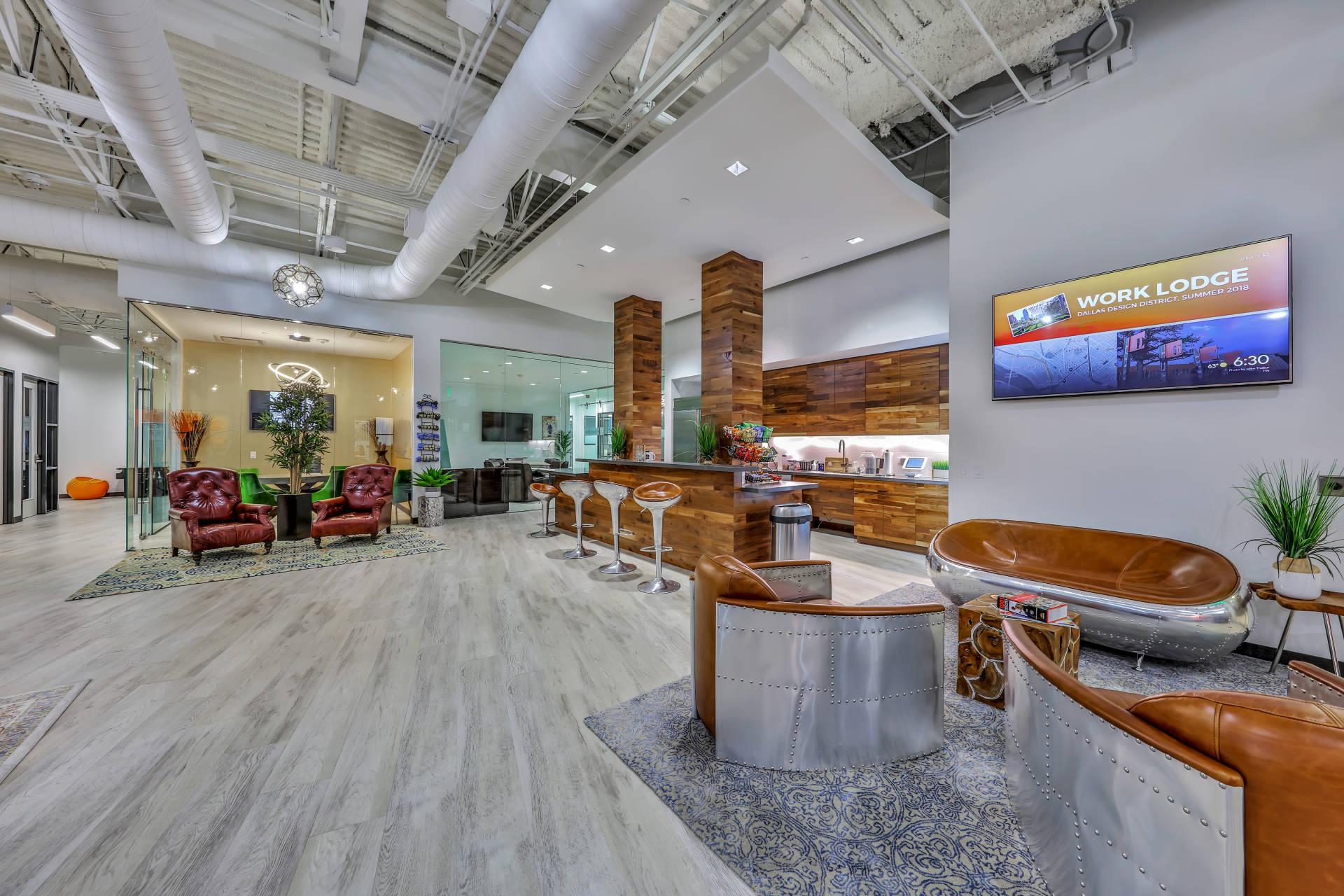 The Work Lodge, Houston