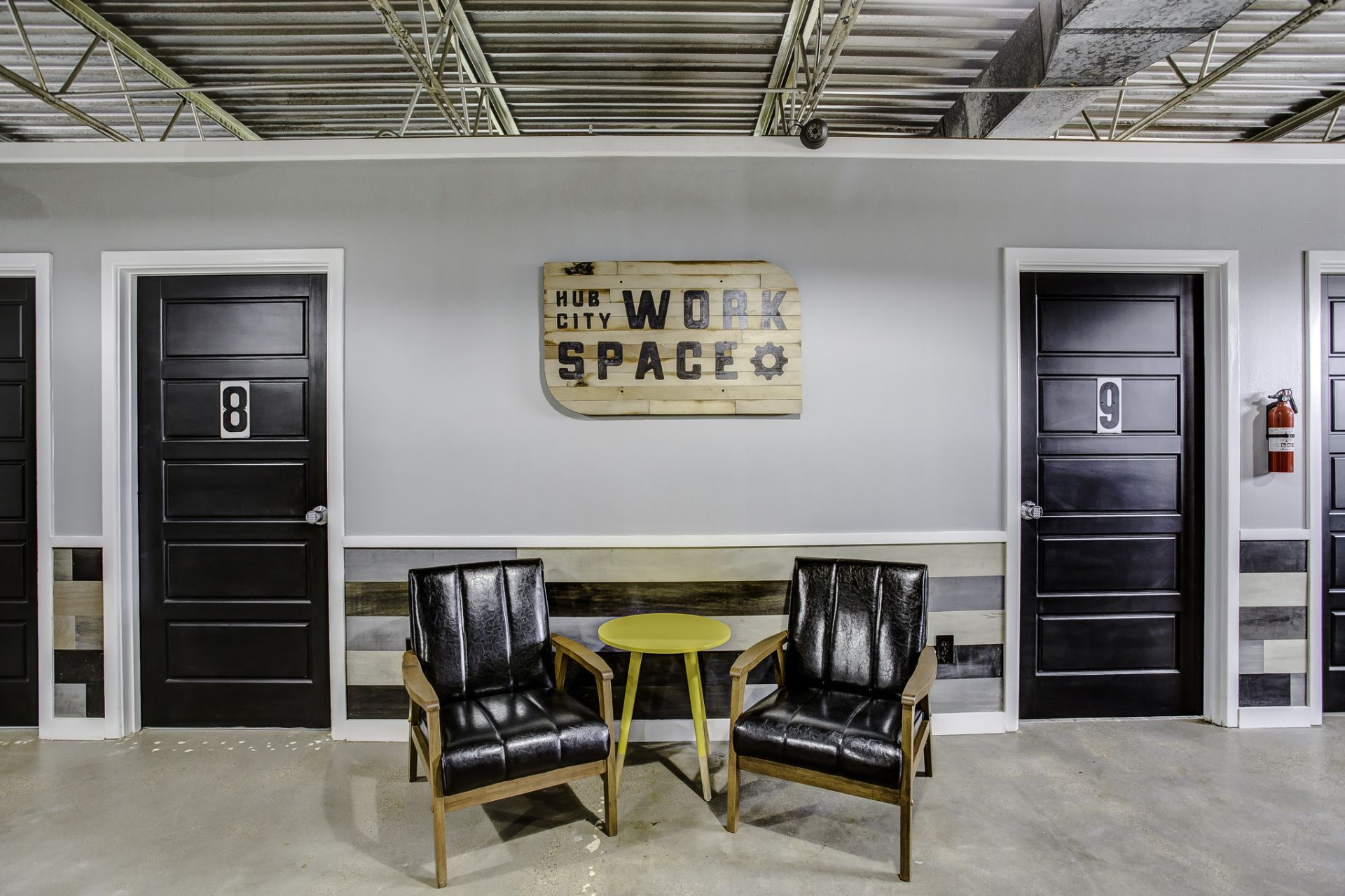 Hub City Workspace, Lubbock