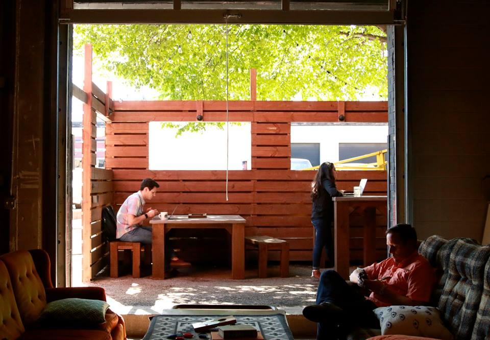 Common Desk Granite Park, Plano