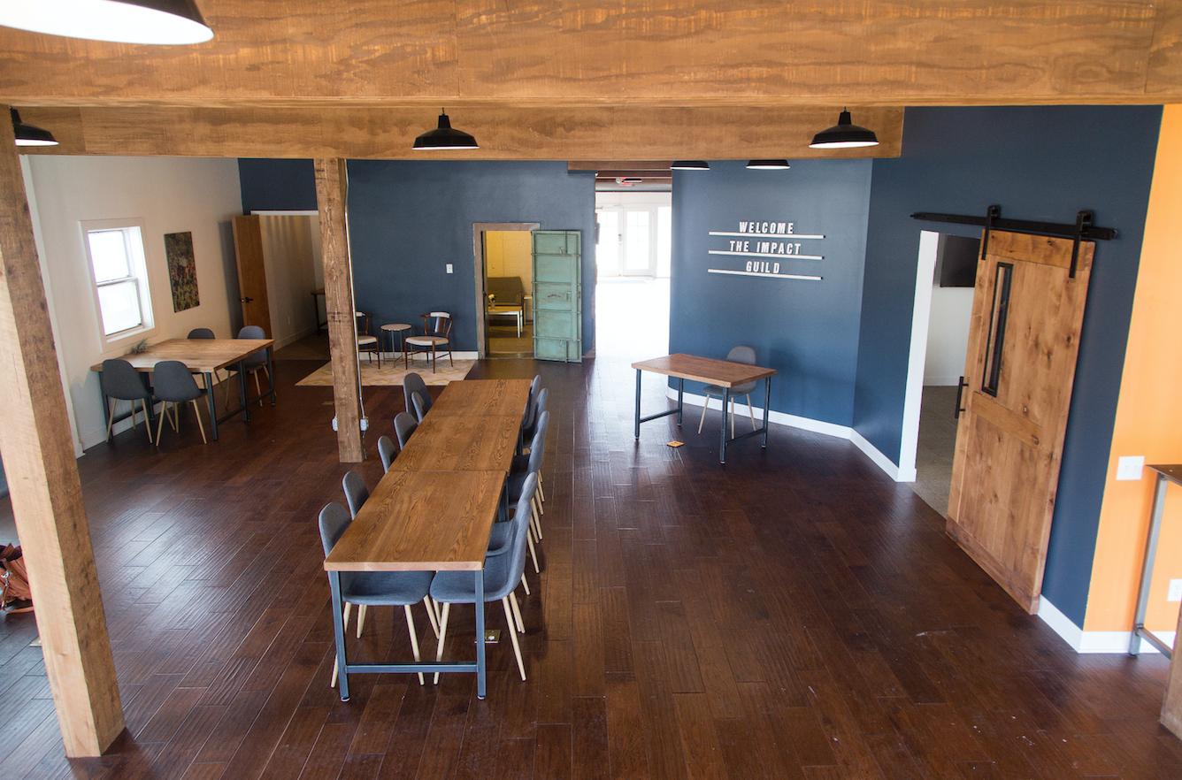 The Impact Guild, San Antonio