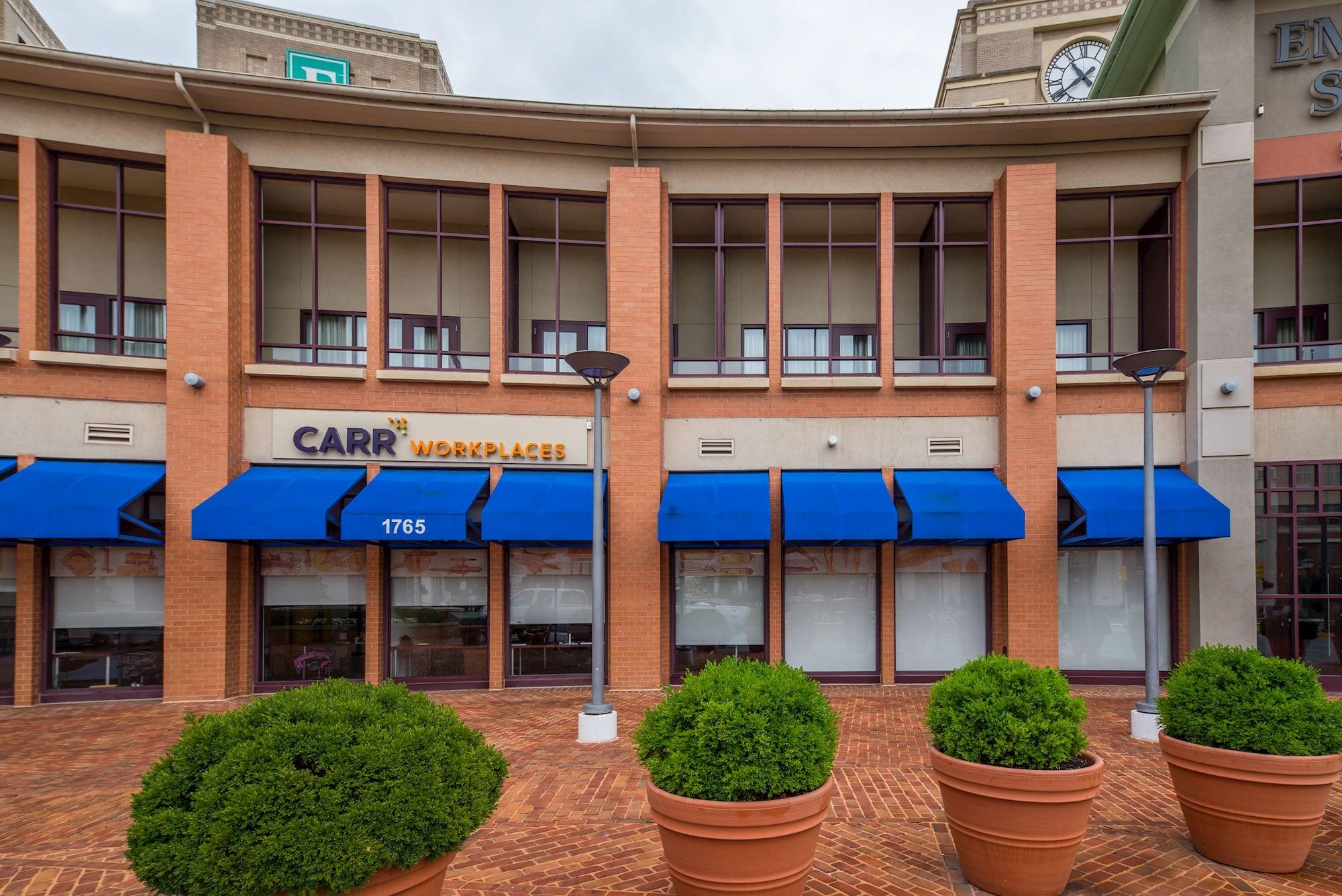 Carr Workplaces Duke Street, Alexandria