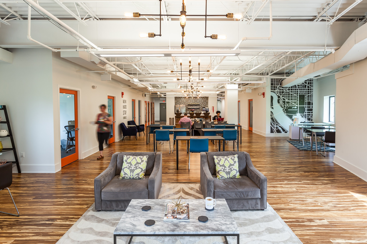 Novel coworking old town alexandria read reviews book online for Interior design old town alexandria