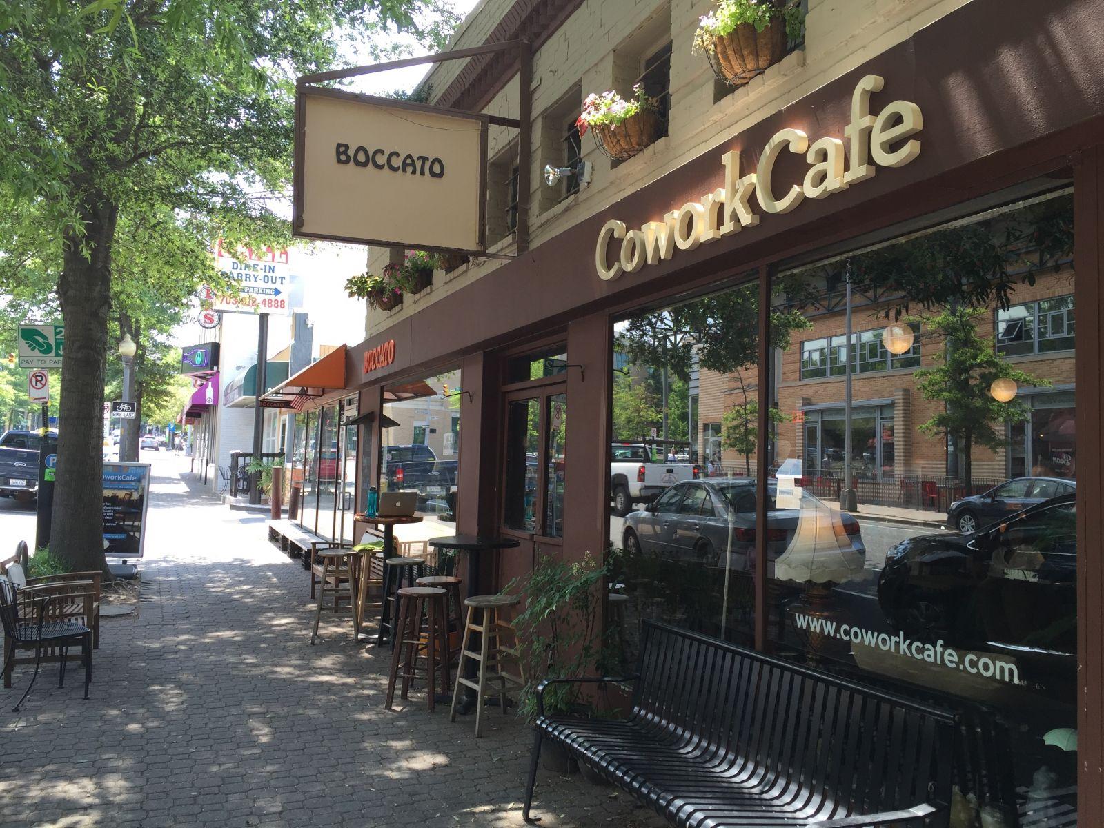 CoworkCafe, Arlington