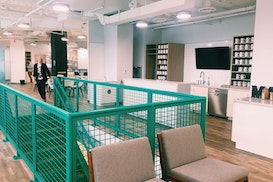 MakeOffices at Reston Town Center, Chevy Chase