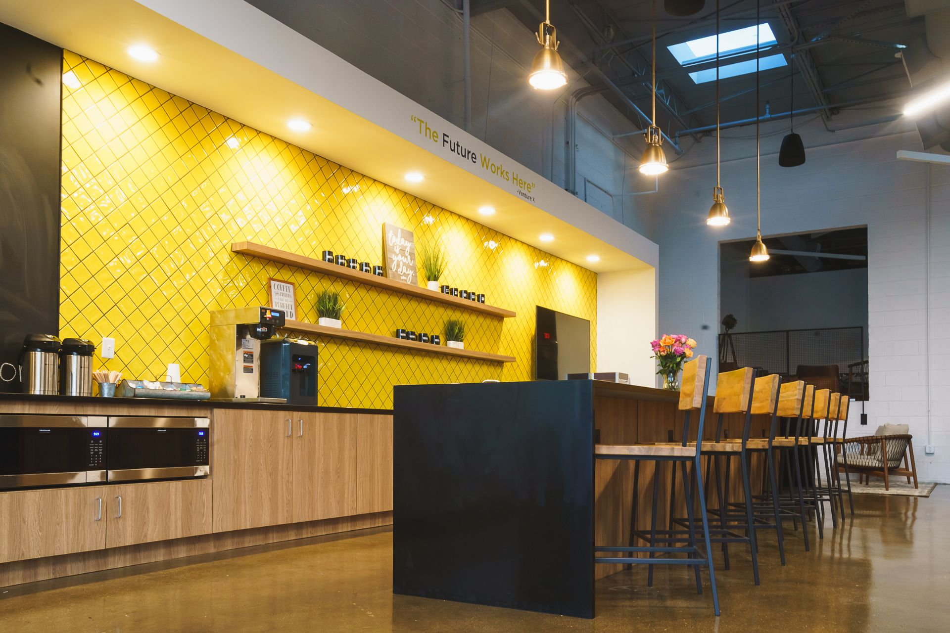 Venture X Richmond, Richmond
