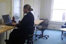 Vohtr Coworking, Staunton