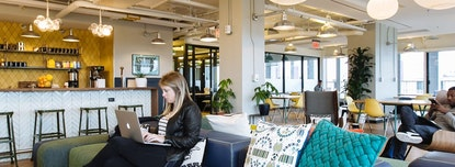 WeWork Crystal City