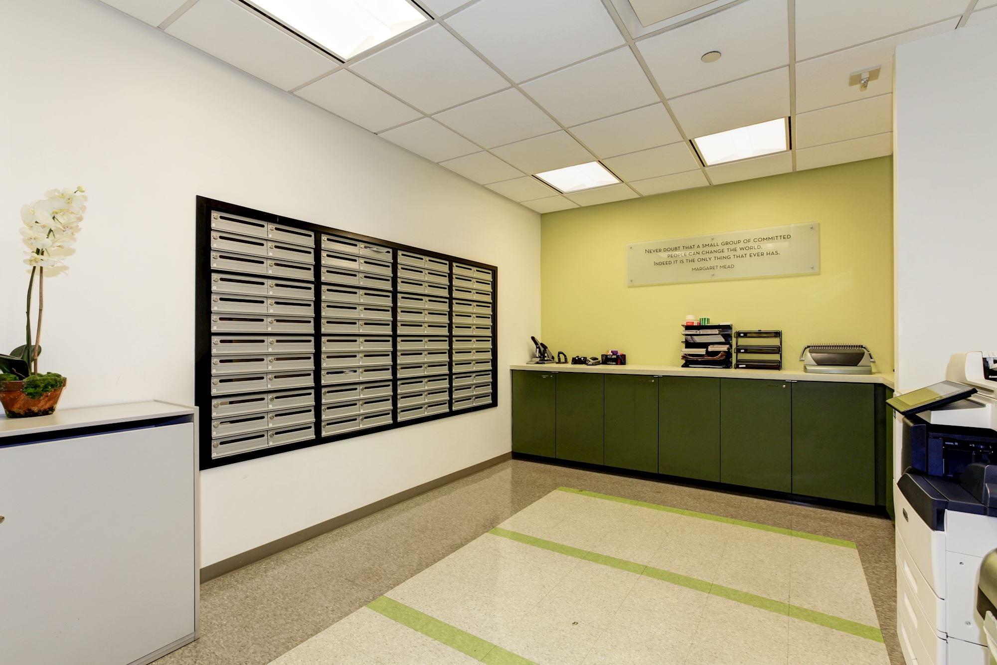 Carr Workplaces The Willard, Washington