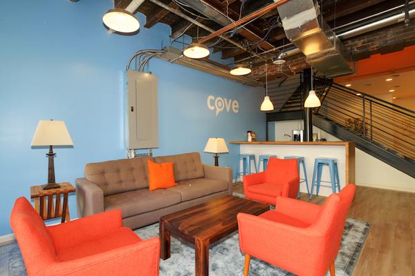 cove (Columbia Heights), Washington