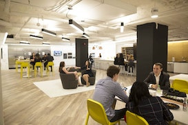 MakeOffices at K Street, Chevy Chase