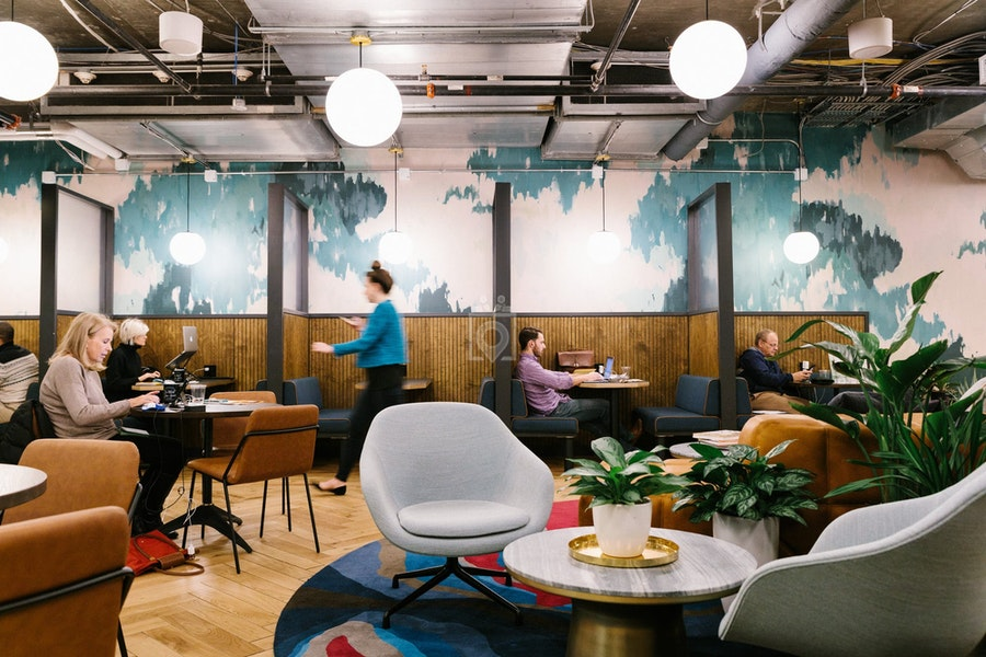 WeWork 80 M SE, Washington