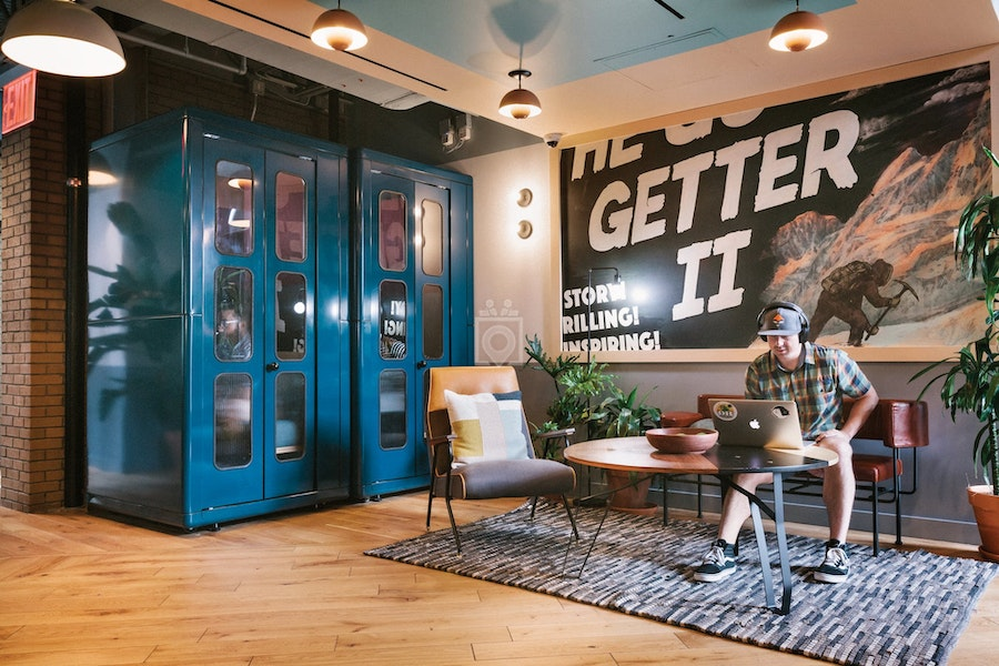 WeWork Apollo, Washington