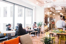 WeWork K Street, Chevy Chase