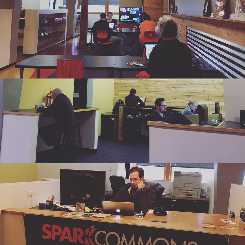 Spark Commons, Bremerton