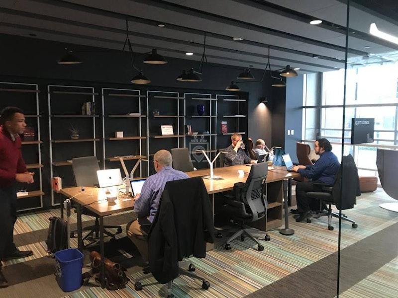 ATLAS Workbase, Seattle