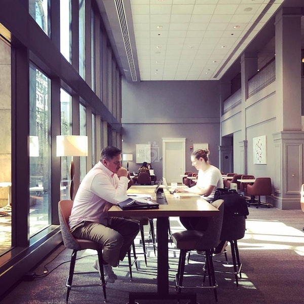 Coterie Worklounge, Seattle