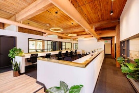 Knack Coworking, Bothell