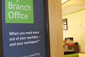 My Branch Office, Redmond