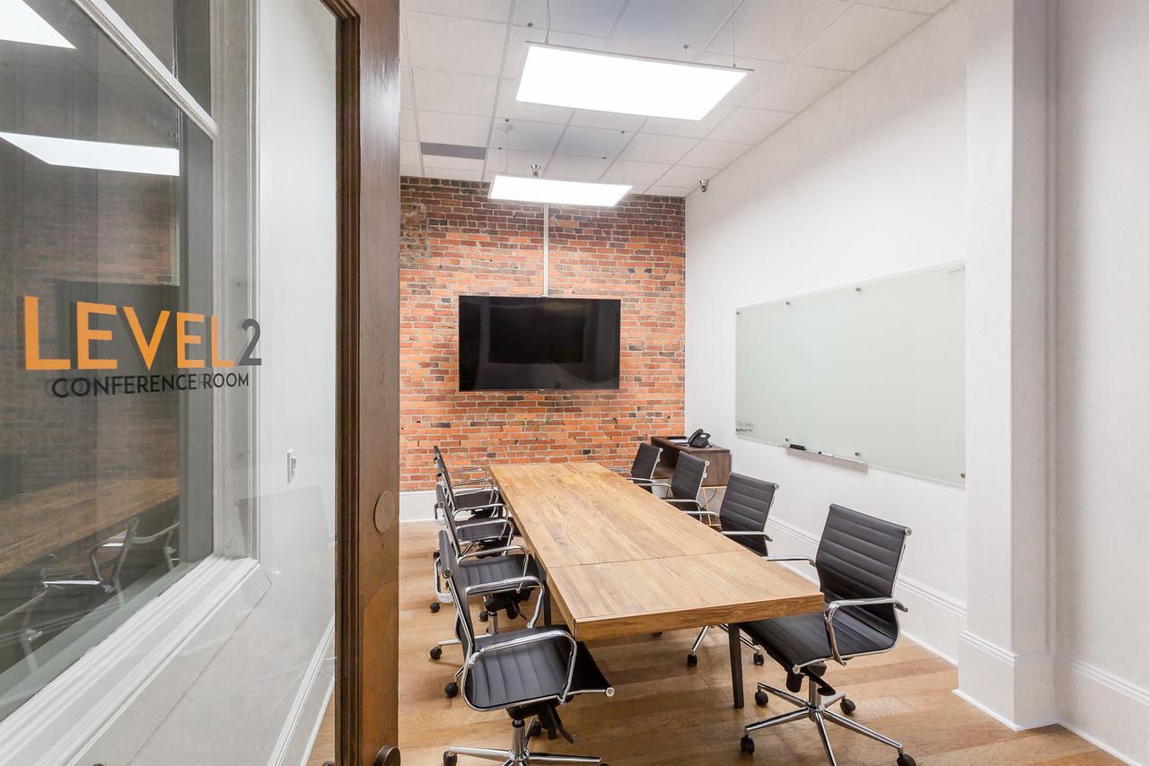 Novel Coworking Pioneer Building, Seattle