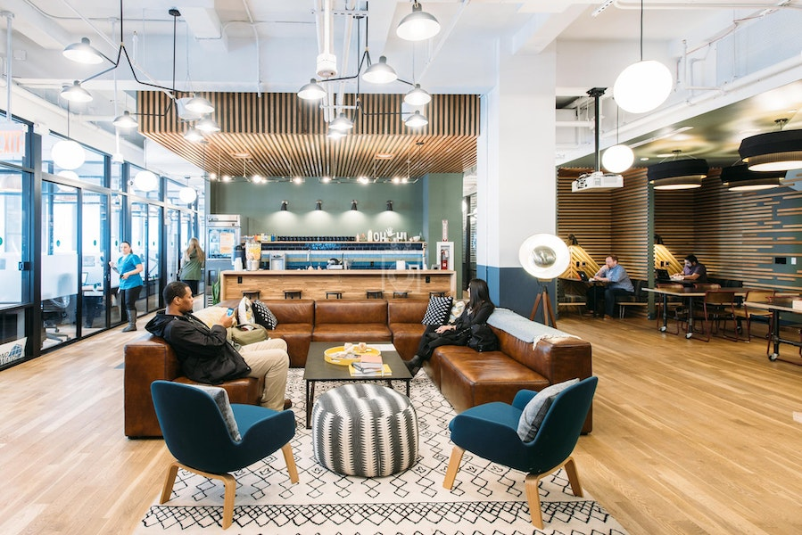 WeWork 925 4th Avenue, Seattle