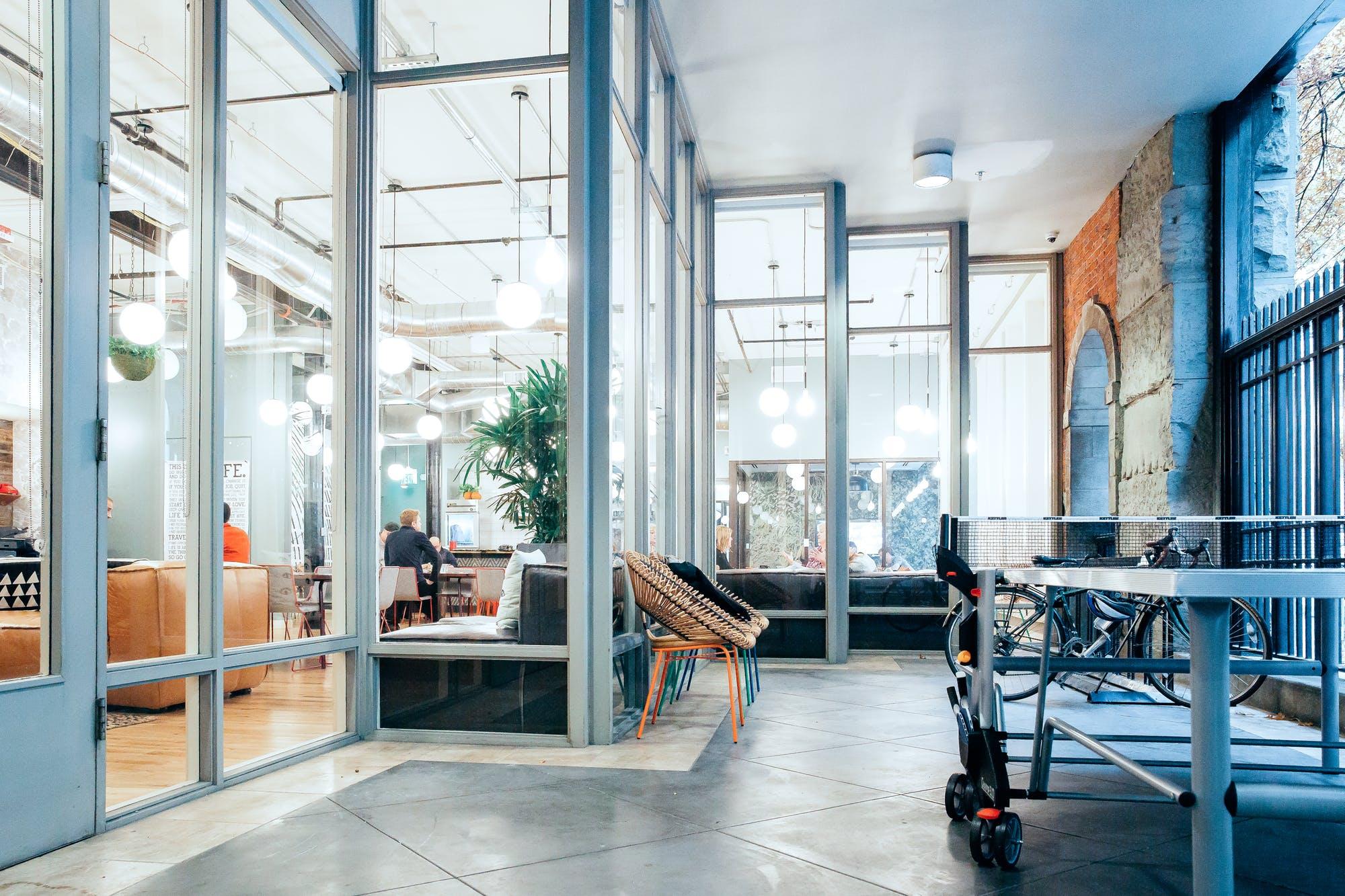 WeWork Holyoke Building, Seattle