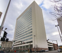 Regus - Washington, Spokane - Wells Fargo Center profile image