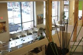 Hudson Business Lounge, Milwaukee