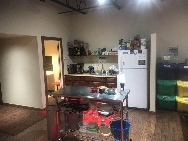 The CoWork Space/Silicon Couloir, Jackson