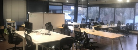 The CoWork Space/Silicon Couloir
