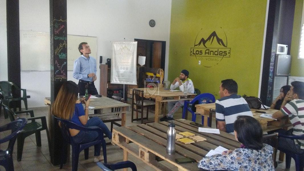 Los Andes Coworking, Merida