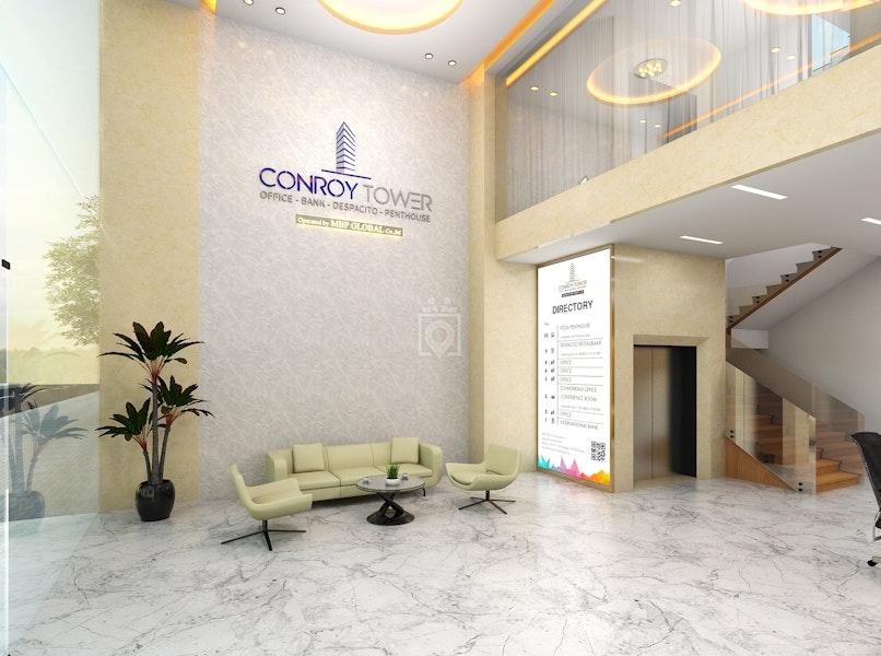 Conroy Tower, Da Nang