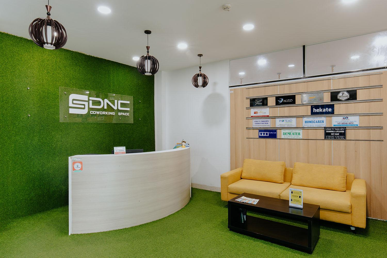 DNC - Danang Coworking Space, Da Nang