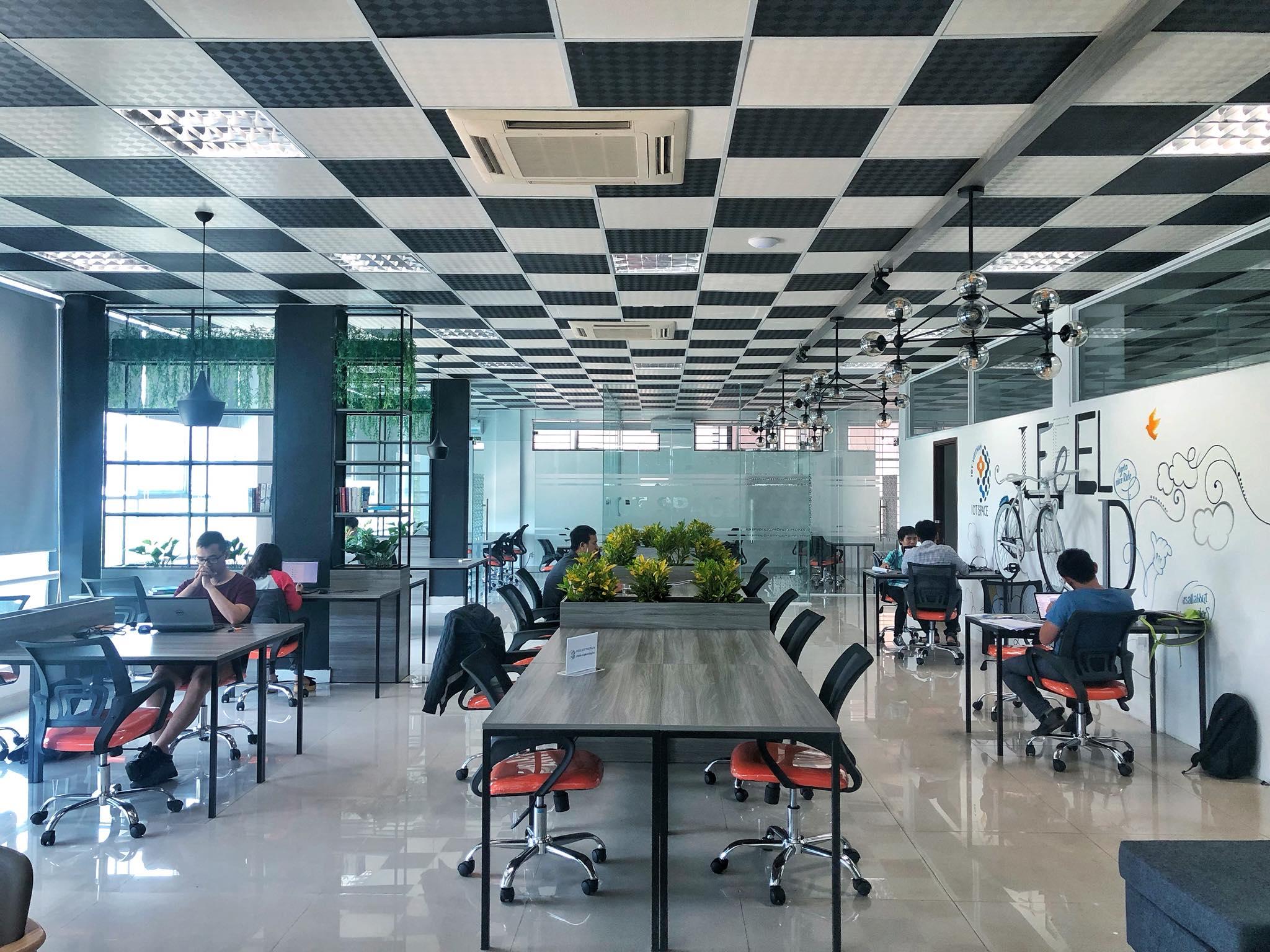 IOT coworking space, Da Nang - Book Online - Coworker