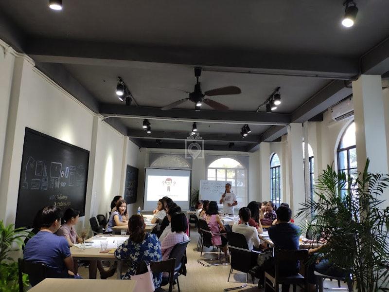 The Embassy Coworking Space, Da Nang