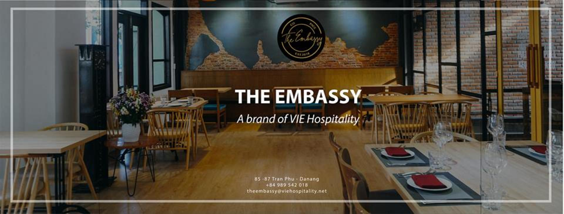 The Embassy Coworking Space, Da Nang - Read Reviews & Book Online