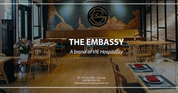 The Embassy Coworking Space profile image