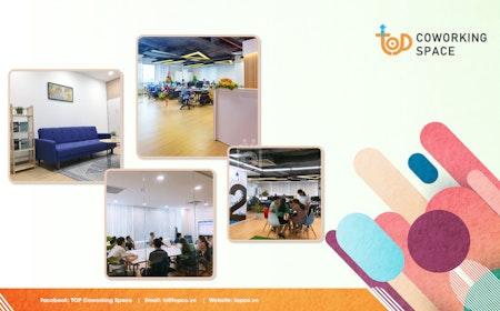 TOP Coworking Space, Da Nang