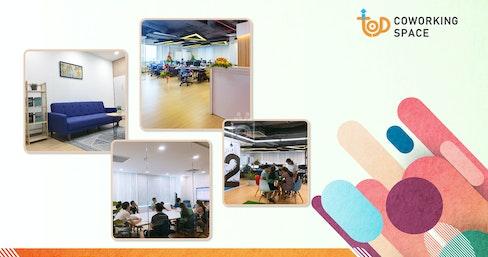 TOP Coworking Space, Da Nang | coworkspace.com